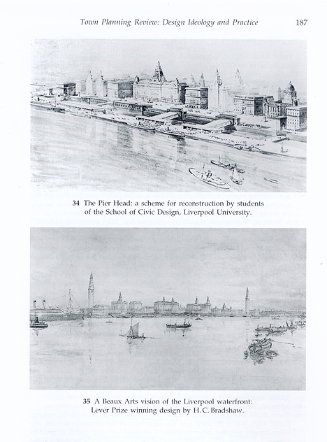The 1920s imagining of a future Liverpool waterfront