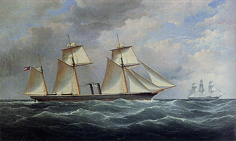 The infamous CSS Florida (courtesy National Museums Liverpool)