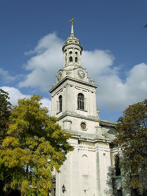 St Alfeges, Greenwich