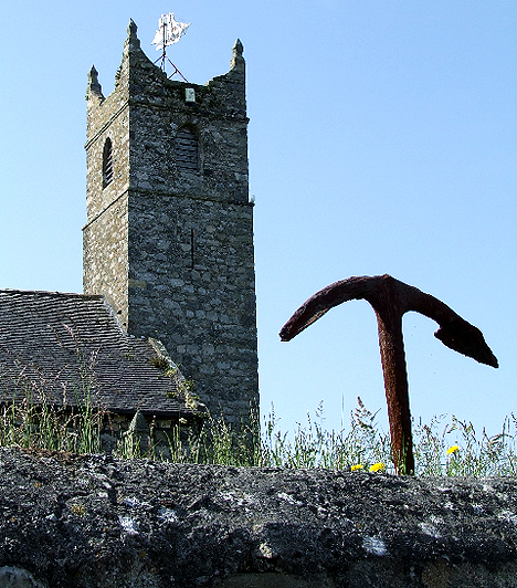 Nefyn's parish church